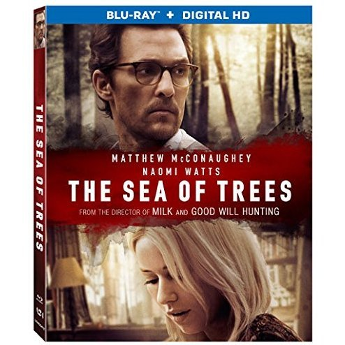 The Sea Of Trees [Blu-ray+Digital HD]