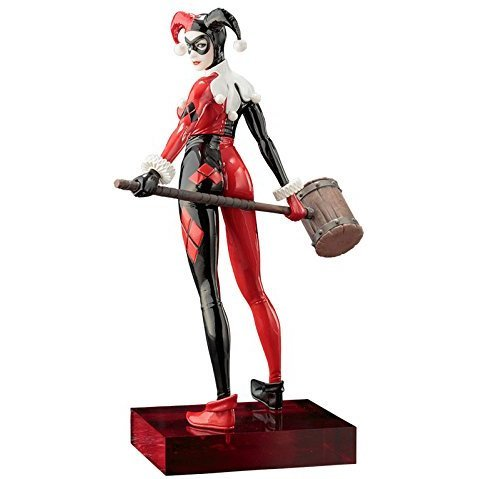 ARTFX+ Batman 1/10 Scale Pre-Painted Figure: Harley Quinn