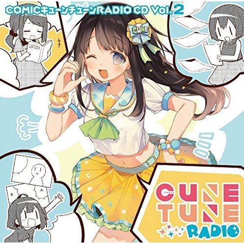 Comic Kyun Tune Radio Cd Vol.2