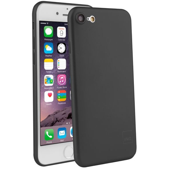Uniq Bodycon Case for iPhone 7 (Black)