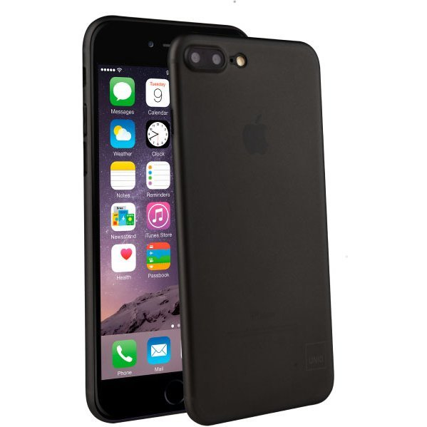Uniq Bodycon Case for iPhone 7 Plus (Translucent Black)