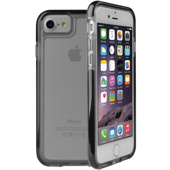 Uniq Combat Case for iPhone 7 (Black)