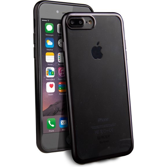 Uniq Glacier Frost Case for iPhone 7 Plus (Black)