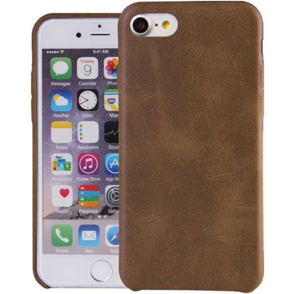 Uniq Outfitter Vintage Case for iPhone 7 (Camel)