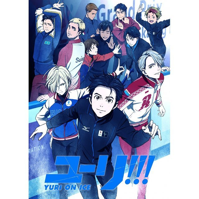 Yuri!!! On Ice Vol.3