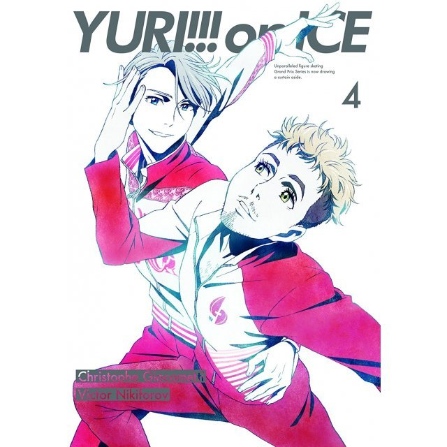 Yuri!!! On Ice Vol.4