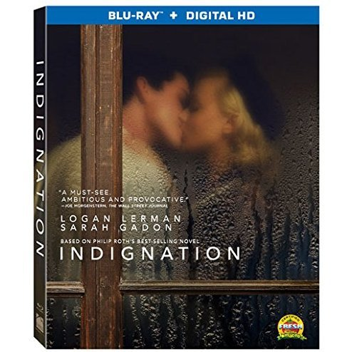 Indignation [Blu-ray+Digital HD]
