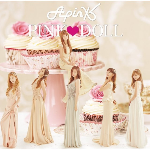 Pink Doll [CD+DVD Limited Edition Type B]
