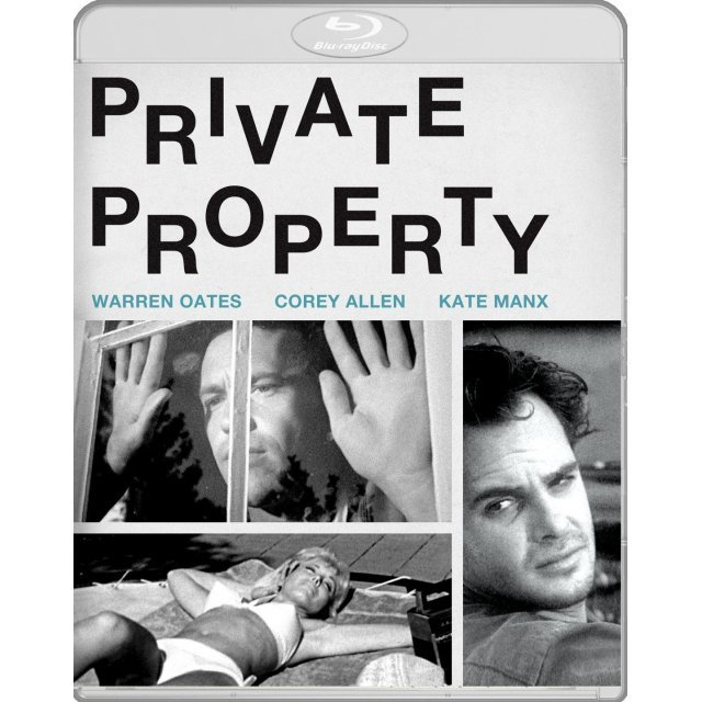 Private Property [Blu-ray+DVD]