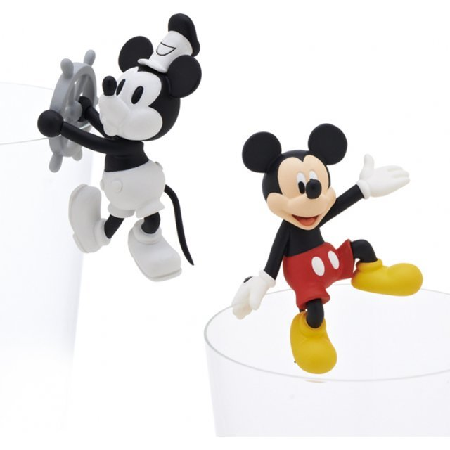 PUTITTO Series Mickey Mouse (Set of 8 pieces)