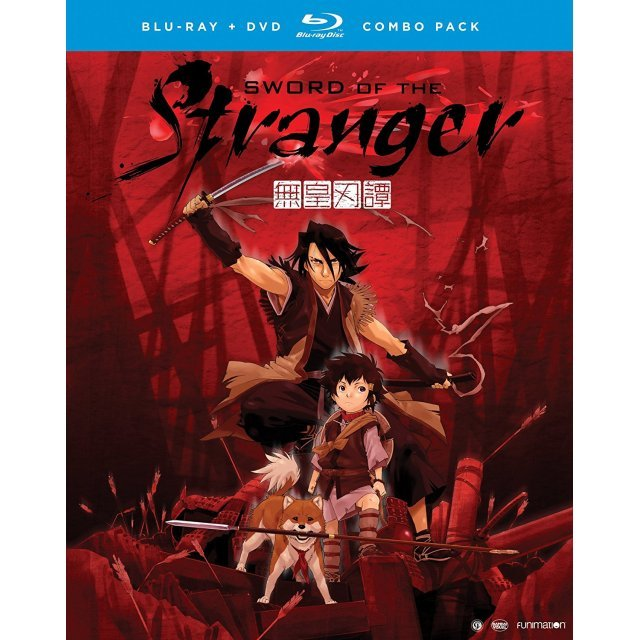 Sword Of The Stranger - Movie [Blu-ray+DVD]