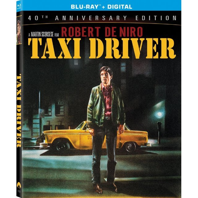 Taxi Driver (40Th Anniversary Edition) [Blu-ray+Digital HD]