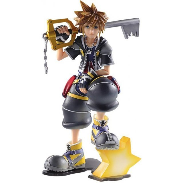 Kingdom Hearts II Static Arts Gallery: Sora