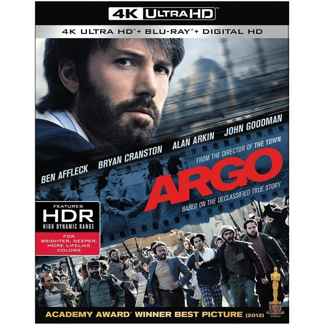 Argo [4K Ultra HD Blu-ray]