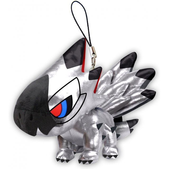 Monster Hunter XX Monster Mini Mascot Plush: Barufaruku
