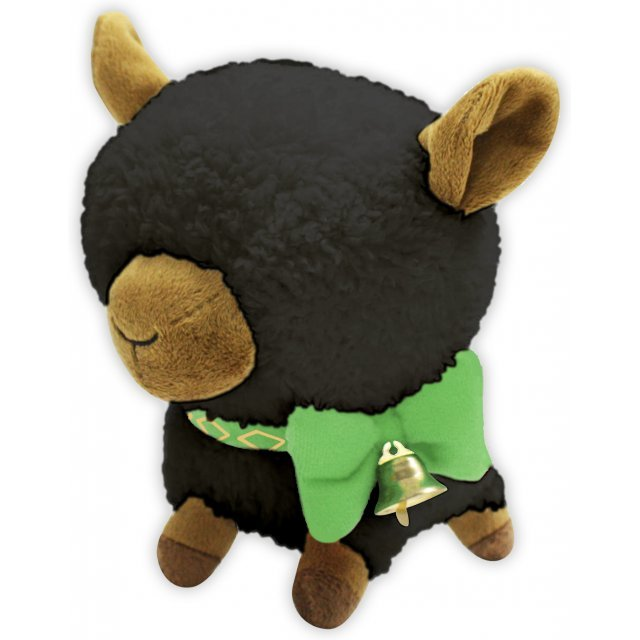 Monster Hunter XX Monster Plush: Fenny (Jet Black Pill)