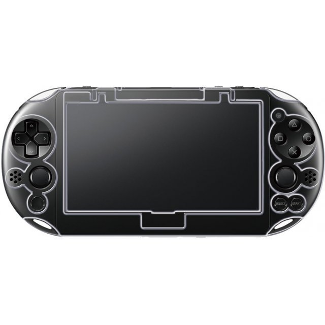 New Protect Case for PlayStation Vita Slim (Clear)