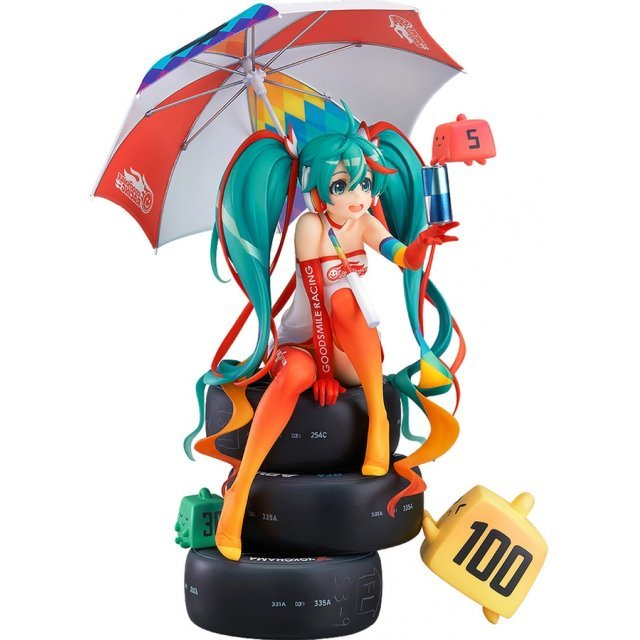 Racing Miku 2016 Ver. 1/8 Scale Pre-Painted Figure