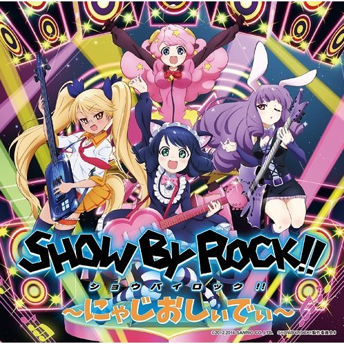 Show By Rock!! - Nyajio Cd