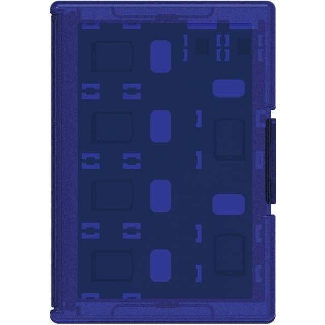 Slim Card Case 12+4 for PlayStation Vita (Dark Blue)