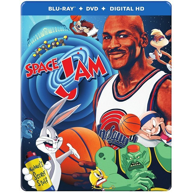 Space Jam [Blu-ray+DVD+Digital HD]