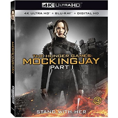 The Hunger Games: Mockingjay - Part 1 [4K Ultra HD Blu-ray]