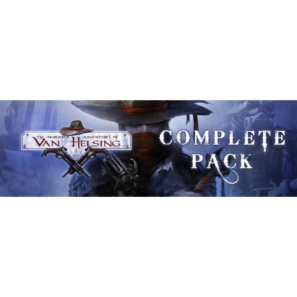 The Incredible Adventures of Van Helsing [Complete Pack] (Steam)