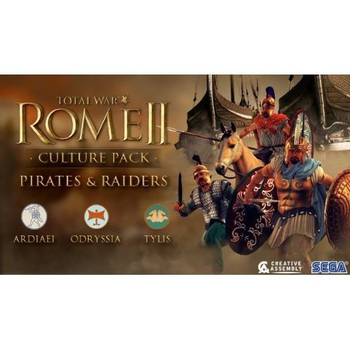 Total War: Rome 2 - Pirates and Raiders Culture Pack [DLC] (Steam)