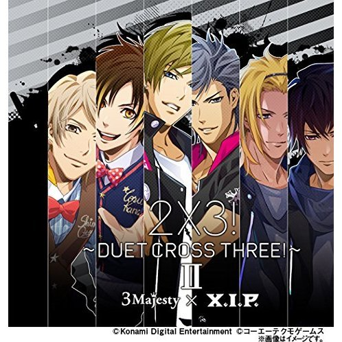 2x3! - Duet Cross Three! - II [Limited Edition]