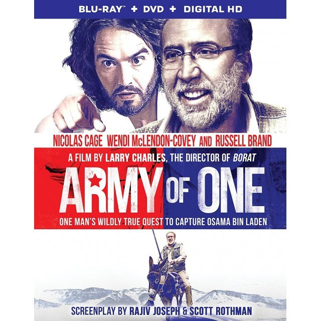 Army Of One [Blu-ray+DVD+Digital HD]