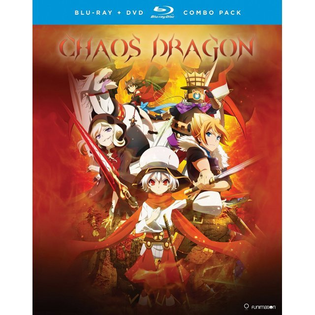 Chaos Dragon: The Complete Series [Blu-ray+DVD]