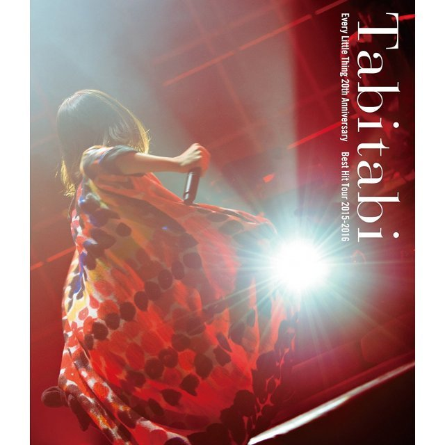 Every Little Thing 20th Anniversary Best Hit Tour 2015-2016 - Tabitabi