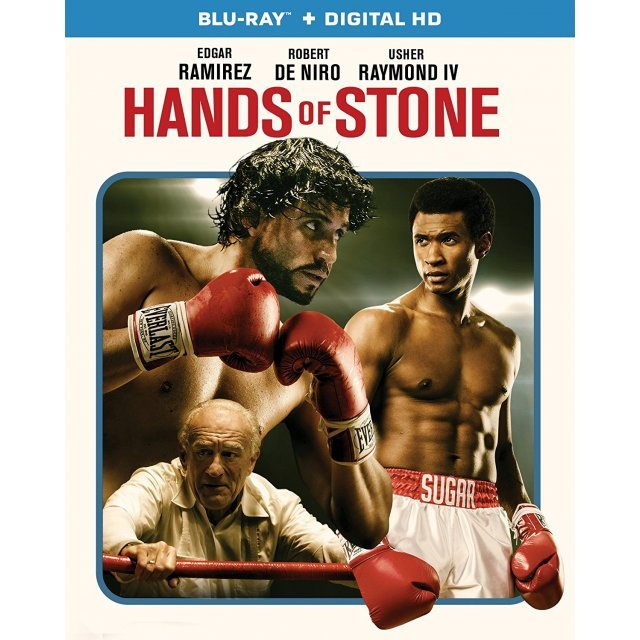 Hands Of Stone [Blu-ray+Digital HD]