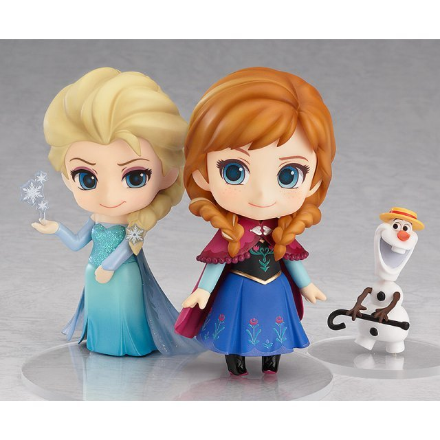 Nendoroid Frozen: Elsa and Anna (Set of 2)
