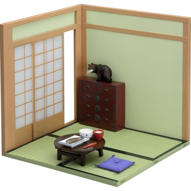 Nendoroid Playset #02: Japanese Life Set A - Dining Set (Re-run)