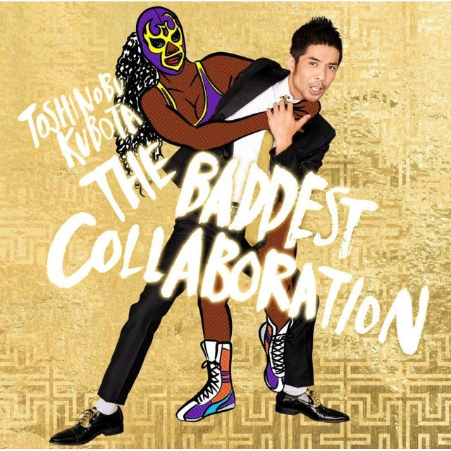 The Baddest - Collaboration [CD+DVD Limited Edition]