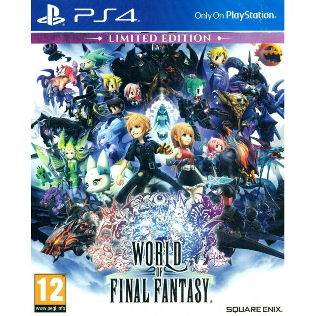 World of Final Fantasy [Limited Edition]