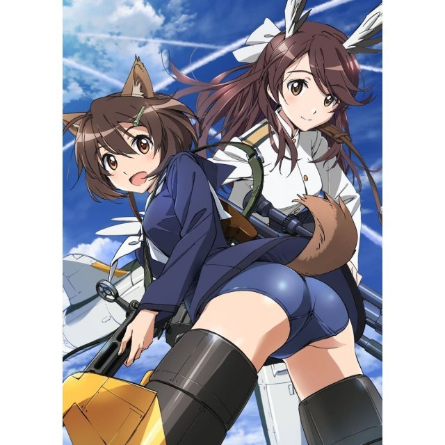 Brave Witches Vol.1 [DVD+CD Limited Edition]