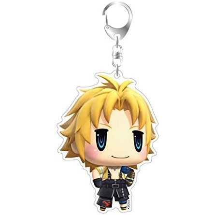 Final Fantasy Big Acrylic Keychain: Tidus