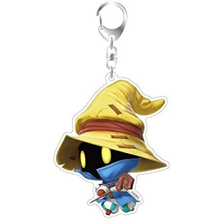 Final Fantasy Big Acrylic Keychain: Vivi