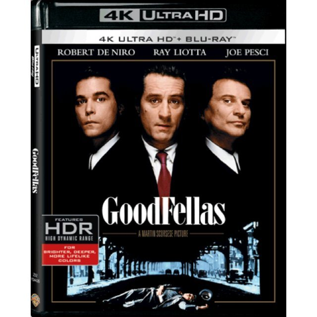 Goodfellas (Remastered) (UHD+BD) (2-Disc)