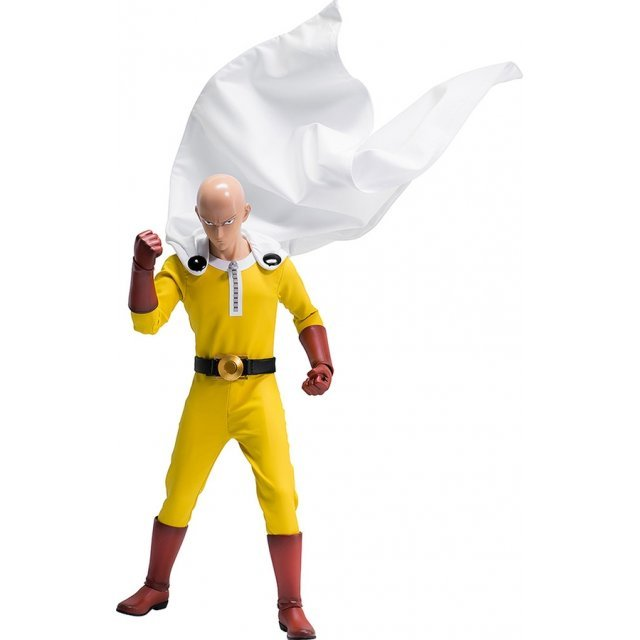 One Punch Man 1/6 Scale Action Figure: Saitama