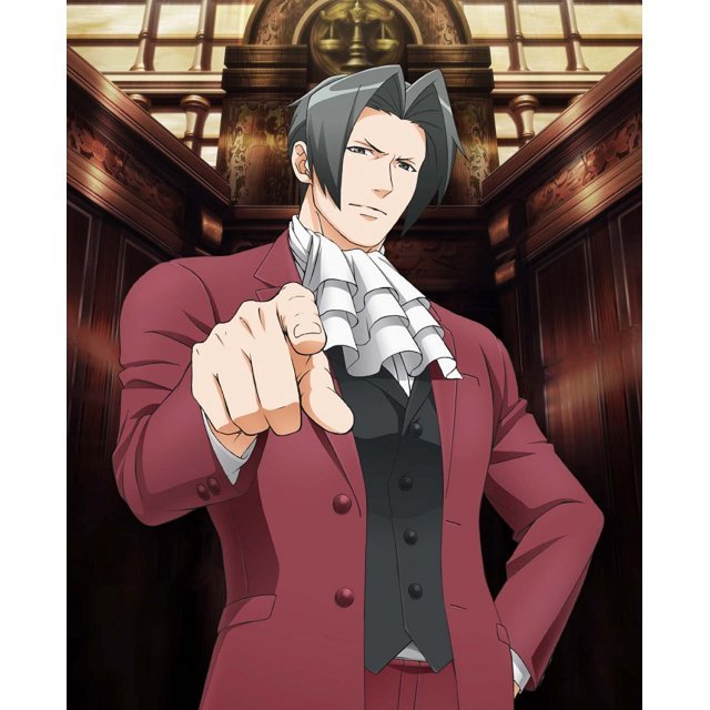 Ace Attorney Gyakuten Saiban - Sono Shinjitsu / Igiari! Dvd Box Vol.2 [Limited Edition]