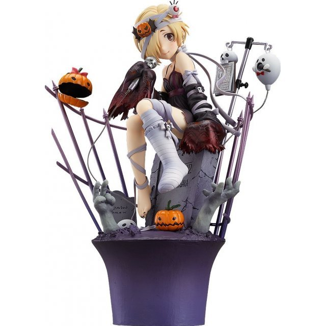 The Idolm@ster Cinderella Girls 1/7 Scale Pre-Painted Figure: Koume Shirasaka Halloween Nightmare Ver.