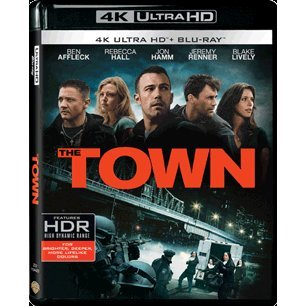 The Town (Extended Cut) (UHD+BD) (2-Disc)