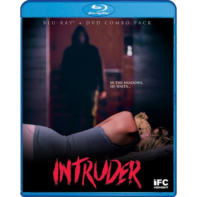 Intruder [Blu-ray+Digital HD]