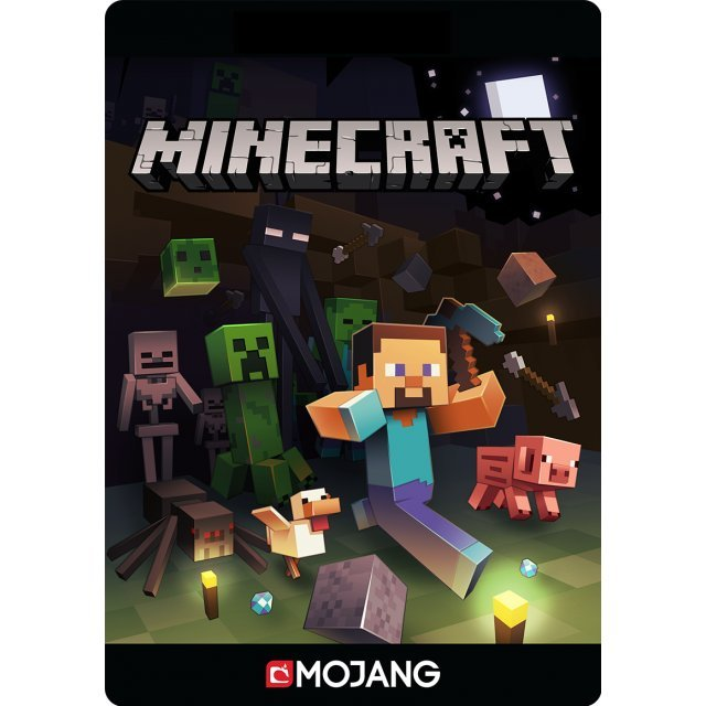 Minecraft Game Card (HKD 210)