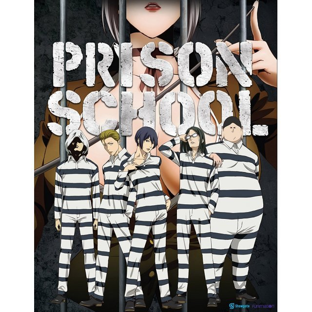 Prison School: The Complete Series [Limited Edition]