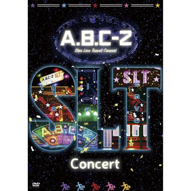 A.B.C-Z Star Line Travel Concert [Limited Edition]
