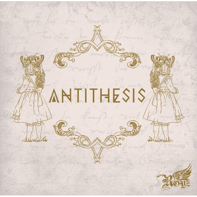 Antithesis [CD+DVD Limited Edition Type B]